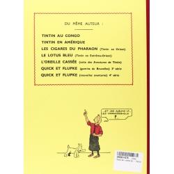 Álbum de Tintín: L'île noire Edición fac-similé Negro & Blanco (Nº7)