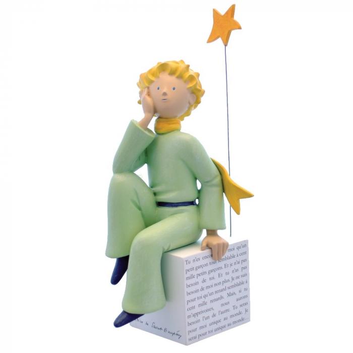 Figurine de collection Plastoy Le Petit Prince Rêveur 00113 (2018)