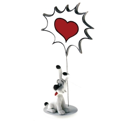 Figura de colección Plastoy Astérix, Ideafix Love 00131 (2018)
