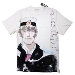 T-shirt vintage-style Corto Maltese La Ballade de la mer salée, 1976 (2018)
