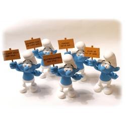 Figurine de collection Fariboles: CosmoSchtroumpf Les Schtroumpfs - COS (2014)