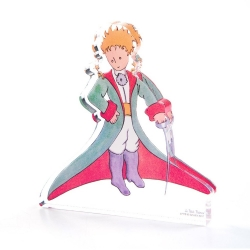 Acrylic Figurine Art To Print  The Little Prince in gala outfit (10cm)