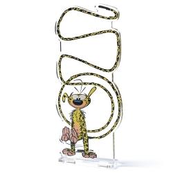 Figura de colección en acrílico Art To Print El Marsupilami (43,8cm)