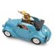 The Fiat Topolino 1937 Spirou and Fantasio Figures et Vous - GF07 (2015)