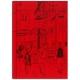 Bloc de notas Libreta Tintín El Loto Azul Shanghái 18x25cm (54367)