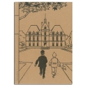 Notebook Tintin The Castle of Moulinsart 18x25cm (54369)