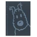Carnet de notes Tintin Le Portrait de Milou 18x25cm (54368)