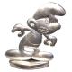 Collectible Figure Les étains de Virginie The Black Smurf Vintage (2018)