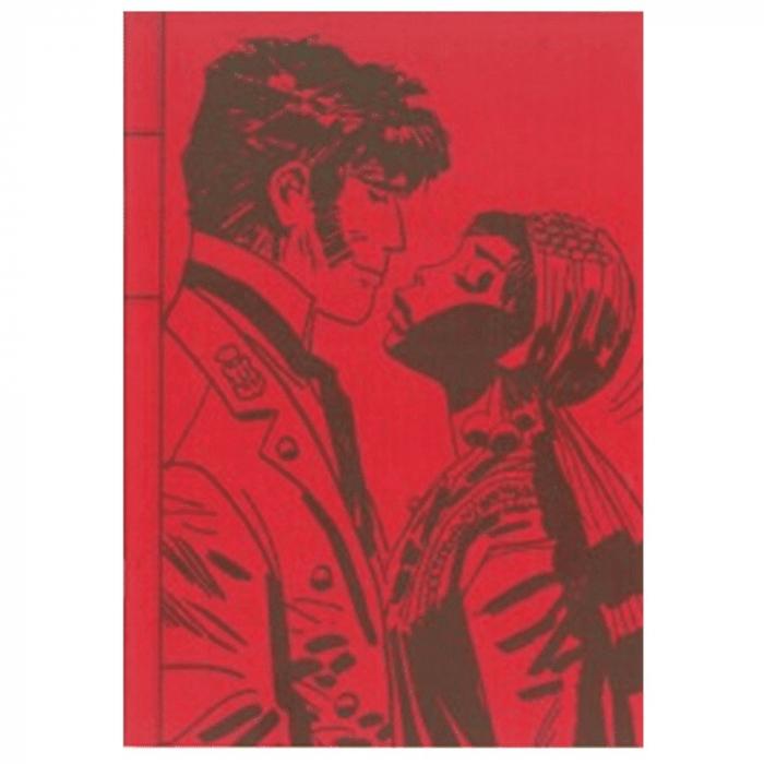 Carnet de notes Tintin Corto Maltese Duo (18x25cm)