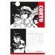 2019 Desktop Calendar Corto Maltese 15x21cm (24404)