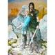 Póster cartel offset Thorgal, Rosinski Moi, Jolan (50x70cm)