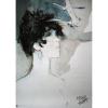 Poster affiche offset Corto Maltese, Banshee (18x24cm)