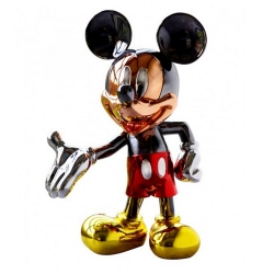 Statue by Leblon-Delienne Disney Mickey Mouse Polychrome MEPO Life-Size (2017)