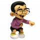 Collectible Figurine Fariboles: The Little Spirou Vertignasse - VER (2012)