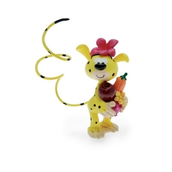 Figurine de collection Plastoy Bébé Marsupilami: Bibi 65024 (2007)