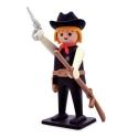 Figurine de collection Plastoy Playmobil le Sherif 00260 (2018)