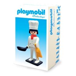 Figura de colección Plastoy Playmobil el cocinero 00210 (2017)