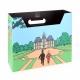 Classeur DIN A4 Les Aventures de Tintin Le château de Moulinsart (54370)