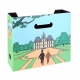 A4 Tintin File Box The Adventures of Tintin The Castle of Moulinsart (54370)