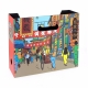 Classeur à archives DIN A4 Les Aventures de Tintin Shanghái (54371)