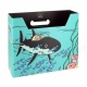 A4 Tintin File Box The Adventures of Tintin Submarine Shark (54372)