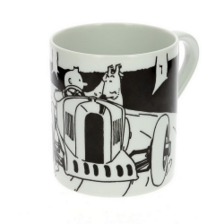 Porcelain mug Tintin in the Land of the Soviets (47975)