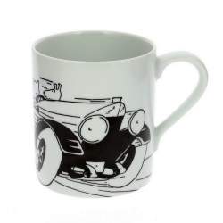 Porcelain mug Tintin in the Land of the Soviets (47974)