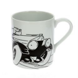 Taza mug de porcelana Tintín en el país de los Soviets (47974)