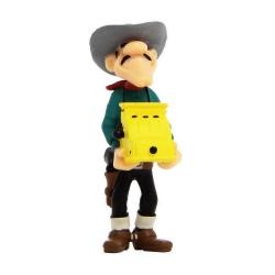 Collectible figure Plastoy Lucky Luke Jack Dalton 63108