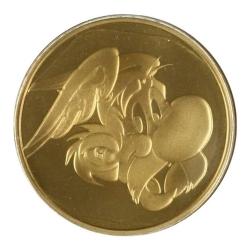 Medalla de colección Real Casa de la Moneda de Bélgica Astérix (2005)