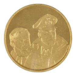 Médaille de collection Monnaie Royale de Belgique Blake et Mortimer (2005)