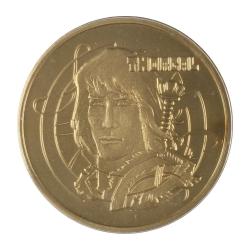 Medalla de colección Real Casa de la Moneda de Bélgica Thorgal (2005)