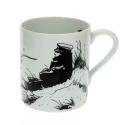 Porcelain mug Moulinsart Corto Maltese (Marine)