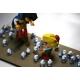 Decorative base Fariboles with all The Smurfs - SOC (2010)