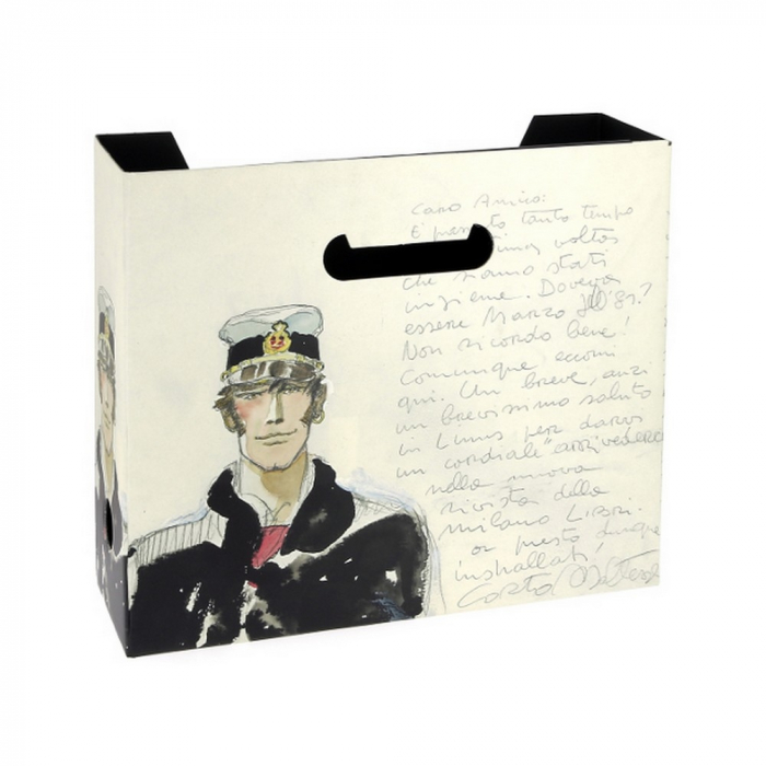 A4 File Box Corto Maltese Portrait, 1983 (54370101)