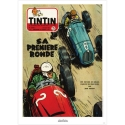 Jean Graton Cover Poster from The Journal of Tintin 1953 Nº25 (50x70cm)