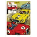 Jean Graton Cover Poster from The Journal of Tintin 1957 Nº44 (50x70cm)