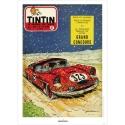 Póster de portada Jean Graton en El Journal de Tintin 1957 Nº47 (50x70cm)