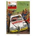 Póster de portada Jean Graton en El Journal de Tintin 1958 Nº06 (50x70cm)