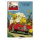 Póster de portada Jean Graton en El Journal de Tintin 1958 Nº47 (50x70cm)