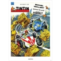 Jean Graton Cover Poster from The Journal of Tintin 1964 Nº08 (50x70cm)