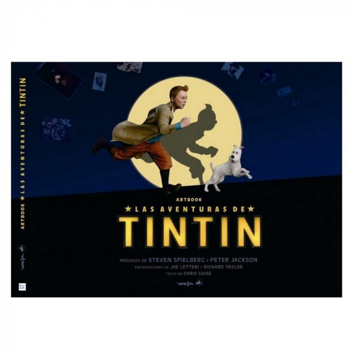 Artbook Moulinsart The Adventures of Tintin