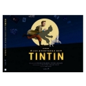 Artbook Moulinsart The Adventures of Tintin (Spielberg and Peter Jackson)