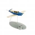 Figurine de collection Tintin L'avion bleu des kidnappeurs Nº19 29539 (2014)