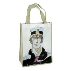 Sac semi-imperméable Corto Maltese Portrait (26x33,5x12cm)
