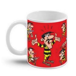 Taza mug en cerámica Lucky Luke (Hermanos Dalton)