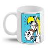 Ceramic mug Zag Toys Lucky Luke (Jolly Jumper)