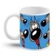 Taza mug en cerámica Zag Toys Lucky Luke (Rantanplan)
