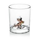 Vaso de Whisky Lucky Luke (Rantanplan)
