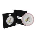 Ceramic plate Lucky Luke (Jolly Jumper)